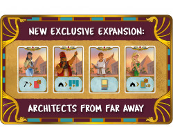 Architects from far away expansion